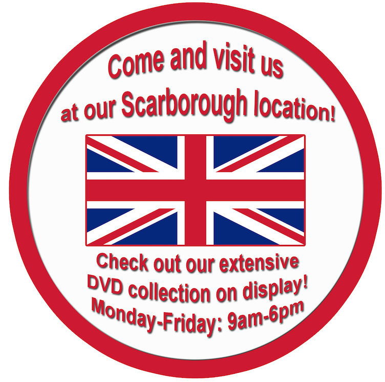 Find British DVDs at Heritage Associates