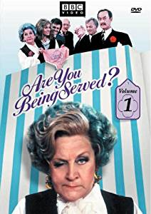 British TV Comedy: Are You Being Served Vol 1