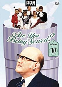 British TV Comedy: Are You Being Served Vol 10