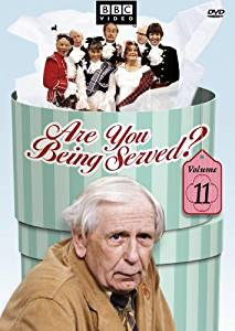 British TV Comedy: Are You Being Served Vol 11
