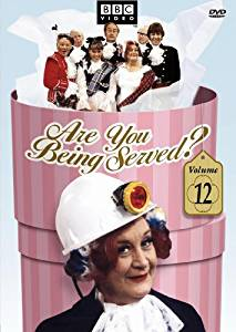 British TV Comedy: Are You Being Served Vol 12