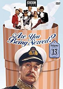 British TV Comedy: Are You Being Served Vol 13