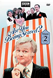 British TV Comedy: Are You Being Served Vol 2