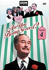British TV Comedy: Are You Being Served Vol 4