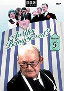 British TV Comedy: Are You Being Served Vol 5