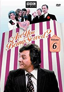 British TV Comedy: Are You Being Served Vol 6