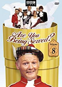British TV Comedy: Are You Being Served Vol 8