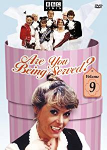 British TV Comedy: Are You Being Served Vol 9