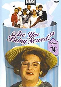 British TV Comedy: Are You Being Served Vol 14
