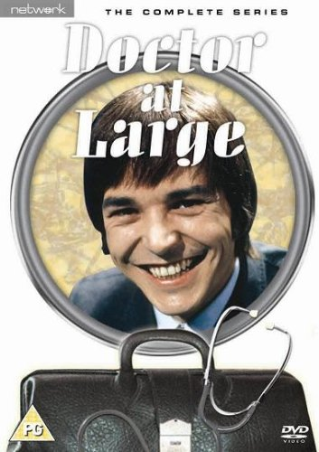 British TV Comedy: Doctor At Large
