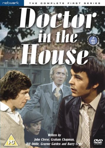 British TV Comedy: Doctor In The House Series 1