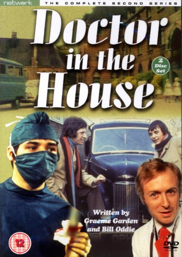 British TV Comedy: Doctor In The House Series 2