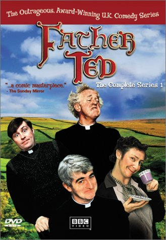 British TV Comedy: Father Ted Series 1