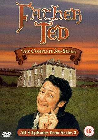 British TV Comedy: Father Ted Series 3