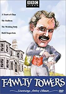 British TV Comedy: Fawlty Towers Volume 1