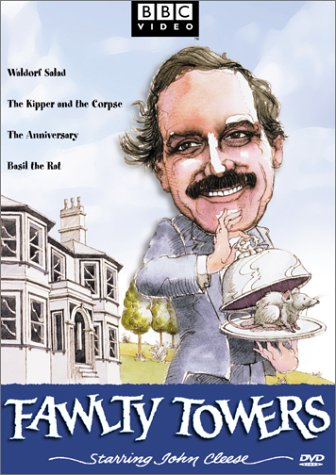 British TV Comedy: Fawlty Towers Series 3