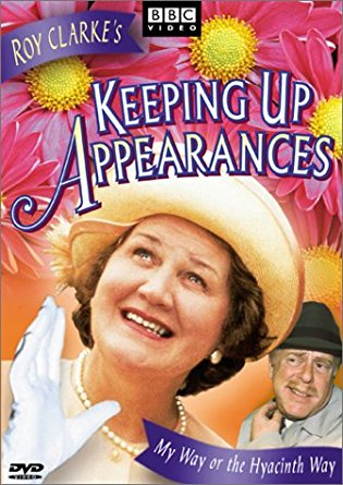 British TV Comedy: Keeping Up Appearances Series 1