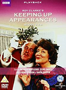 British TV Comedy: Keeping Up Appearances Series 3 & 4