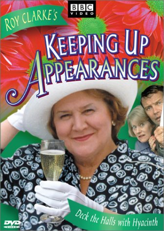 British TV Comedy: Keeping Up Appearances Series 4