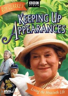 British TV Comedy: Keeping Up Appearances Series 7