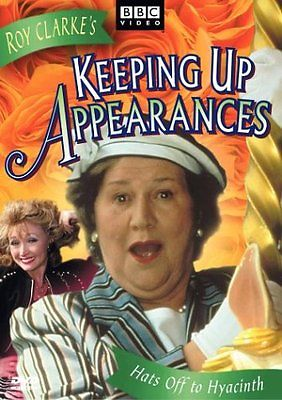 British TV Comedy: Keeping Up Appearances Series 8