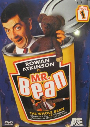 British TV Comedy: Mr. Bean The Whole Bean Vol 1