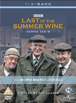 British TV Comedy: Last Of The Summer Wine 11 & 12