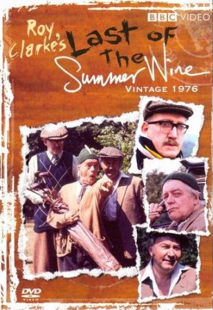 British TV Comedy: Last Of The Summer Wine 1976