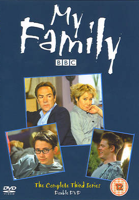 British TV Comedy: My Family Series 3