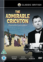 Best Sellers: Classic British Comedy Movies - Admirable Crichton