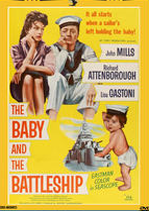 Best Sellers: Classic British Comedy Movies - Baby And The Battleship
