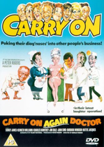 Best Sellers: Classic British Comedy Movies - Carry On Again Doctor
