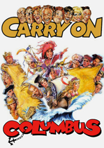 Best Sellers: Classic British Comedy Movies - Carry On Columbus