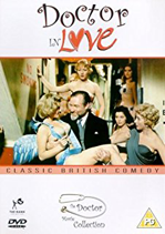 Best Sellers: Classic British Comedy Movies - Doctor In Love