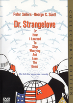 British Best Sellers: Classic British Movies - Dr. Strangelove