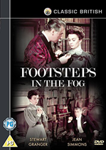 British Best Sellers: Classic British Movies - Footsteps In The Fog