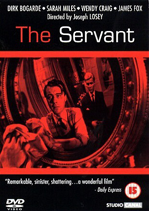 Best Sellers: Classic British Movies - The Servant