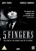 Best Sellers: Classic War Movies - 5 Fingers