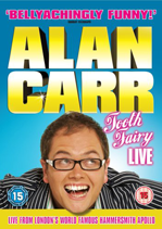 Best Sellers: British Stand Up Comedy - Alan Carr Tooth Fairy Live