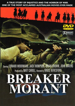 Best Sellers: Classic War Movies - Breaker Morant