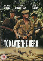 Best Sellers: Classic War Movies - Too Late The Hero